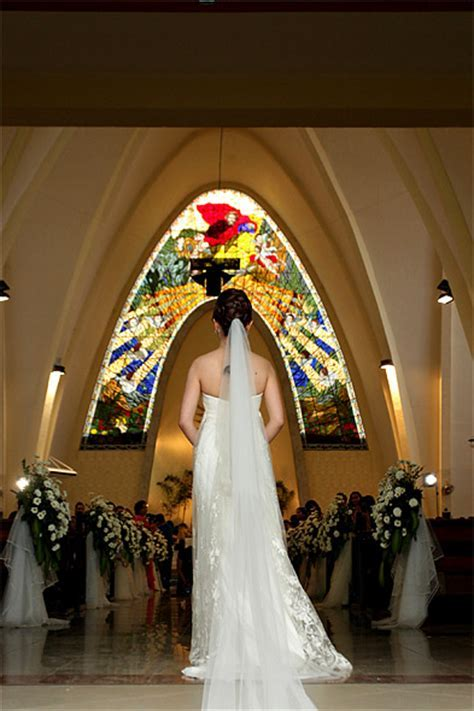 Sacred Heart Parish Church in Cebu City   Weddings in the