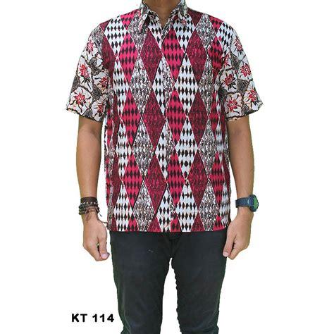 Kain Batik Shibori Kode Arra 114 kemeja batik pria motif abstrak kode kt 114