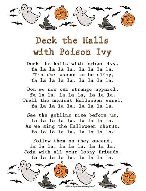 deck the halls lyrics poison song
