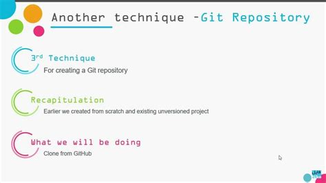 git tutorial create repository udemy learning git a beginners git course from infinite