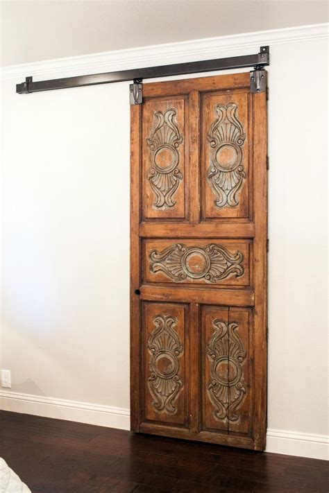 Vintage Sliding Barn Doors Best 25 Antique Door Hardware Ideas On Antique Doors Diy Interior Sliding Barn