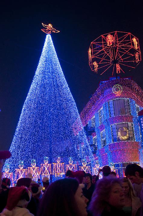 disney christmas lights spectacle by charles ridgway