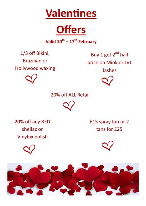 feet with great valentines offers from the star stable official shop news offers star treatment beauty stourbridge rubery