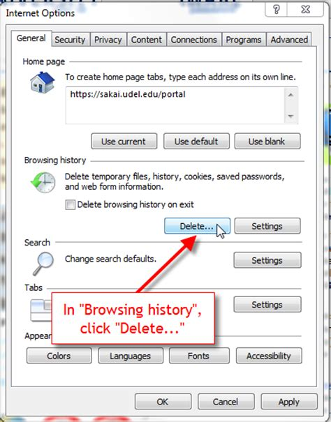 how to clear cache your web browser simple method for all browsers 2 setting your browser cache