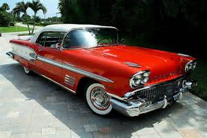 1958 Pontiac Bonneville For Sale 1958 Pontiac Bonneville Convertible Mjc Classic Cars