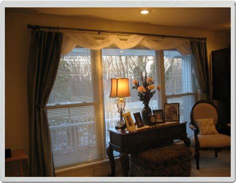 window treatment ideas pictures living room bay window treatment ideas smileydot us