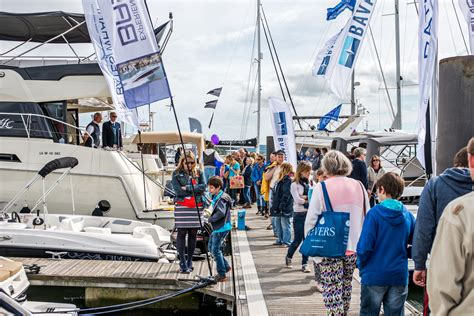 poole harbour boat show success for second poole harbour boat show liz lean pr