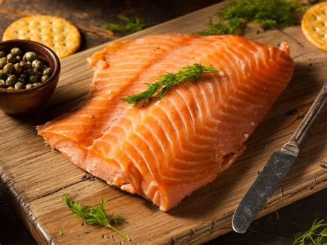 diy smoked salmon 10 and easy fitness foods food network healthy