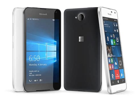 Microsoft Lumia 5 Inch microsoft lumia 650 with 5 inch display windows 10 mobile launched technology news