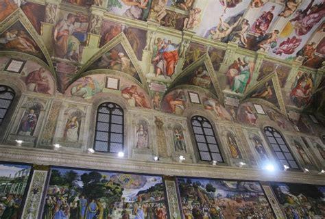 imagenes ocultas en la capilla sixtina la capilla sixtina mexicana detalle a detalle grupo