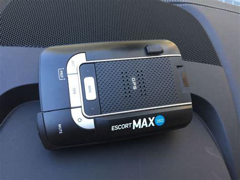 radar detector reviews review max360 radar detector 27