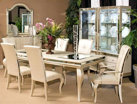 Mirror Dining Table Set by Mirror Dining Table Set 448