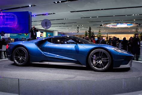 the new ford blue at naias