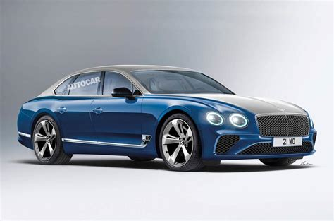 2019 Bentley 4 Door by New Bentley Flying Spur Due In 2019 With More Distinctive