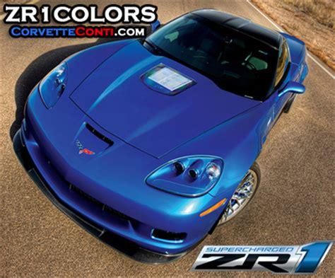 zr1 paint colors image gallery 2009 corvette colors
