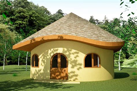 hobbit house plan
