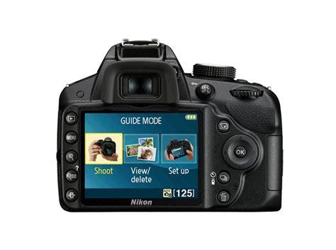 tutorial fotografia nikon d3200 nikon d3200