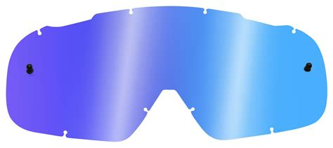 Shift Nano Goggles Blue Yellow shift nano replacement lens revzilla