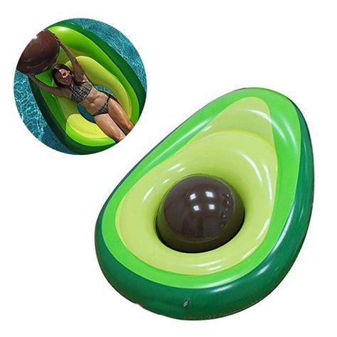 avocado seed boat 165 x 163cm inflatable boat avocado float beach ball