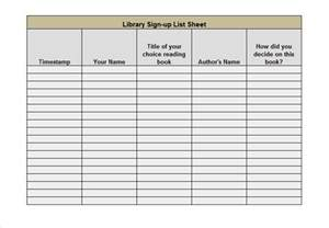sign in sheet template excel 40 sign up sheet sign in sheet templates word excel