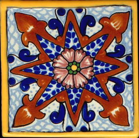 Special 2 Traditional Mexican Tile   Latin Accents