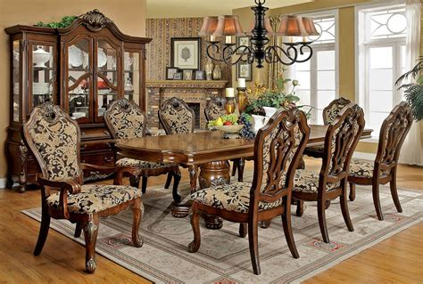 Deborah Victorian Dining Table Set