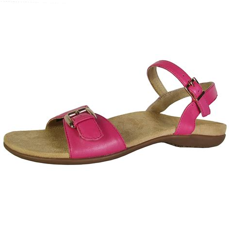 womens strappy sandals vionic with orthaheel technology womens strappy sandals ebay