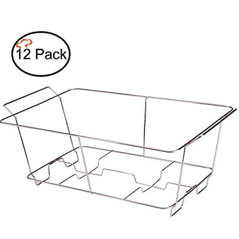 food warmer wire rack tiger chef full size chrome wire chafer stand full size