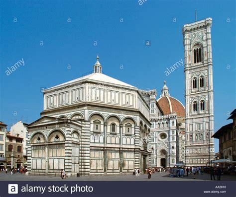 piazza santa fiore basilica di santa fiore the duomo baptistry