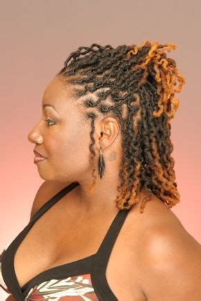 short dreadlock styles for black women dreadfully short loc styles for women yahoo image search results