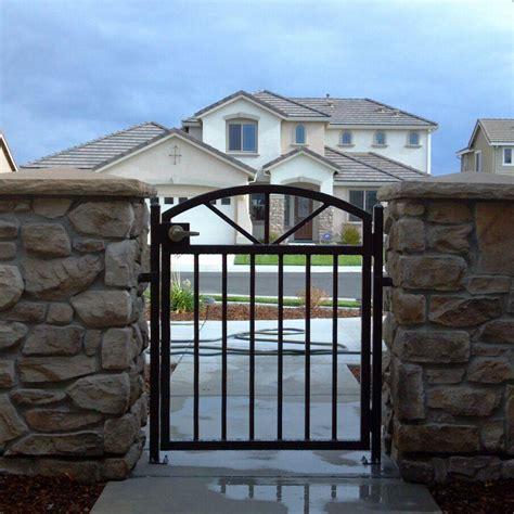 courtyard gates courtyard gate elk grove vintage iron sacramento