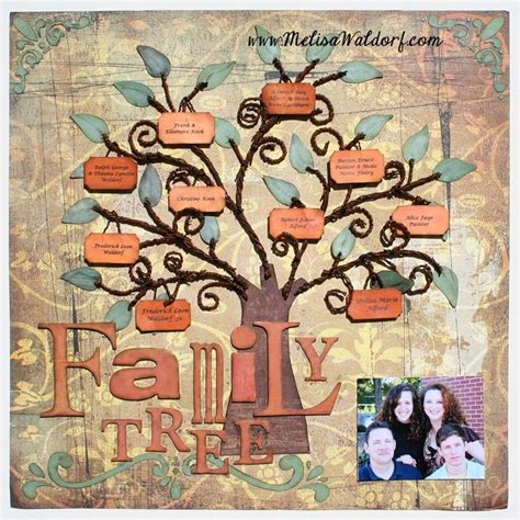printable family tree for scrapbook 122 best scrapbook your genealogy images on pinterest