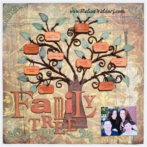 scrapbook layout family tree 122 best scrapbook your genealogy images on pinterest