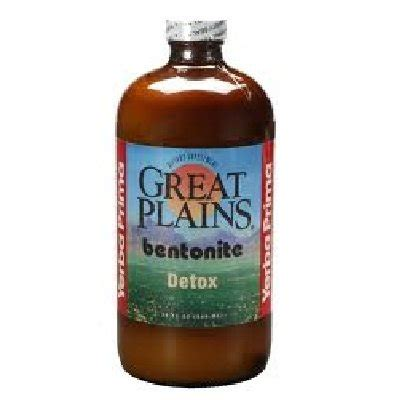 Great Plains Bentonite Detox Capsules by Great Plains Bentonite Detox Alimentary Detoxification