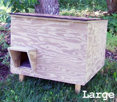 insulated cat house plans outdoor cat houses insulated outdoor cat shelter