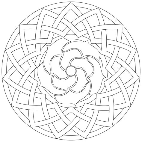Geometric Design Coloring Pages Bestofcoloring Com Coloring Patterns Pages