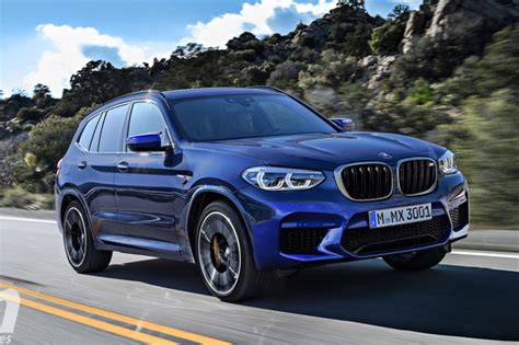 2019 Bmw X3 by Upcoming 2019 Bmw X3 M Gets Rendered
