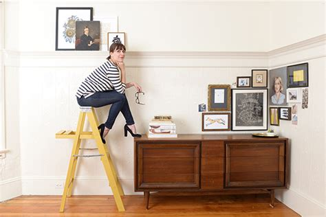 how to create an gallery wall at home julep