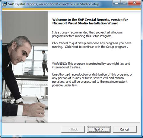wordpress tutorial hub how to install crystal reports for visual studio