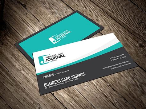 Creative Business Card Templates by 55 Free Creative Business Card Templates Designmaz