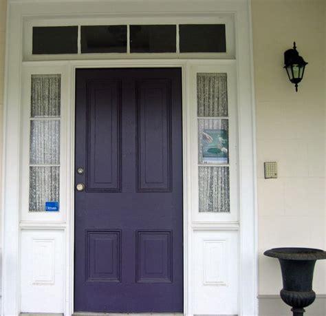 kombinasi warna pintu rumah minimalis terbaru rumah
