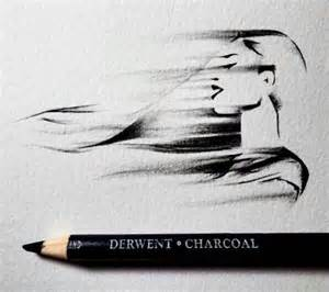 25 best ideas about charcoal drawings on pinterest