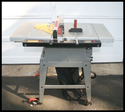 craftsman 137 table craftsman 10 quot table saw 3 hp 5000 rpm model 137 248830