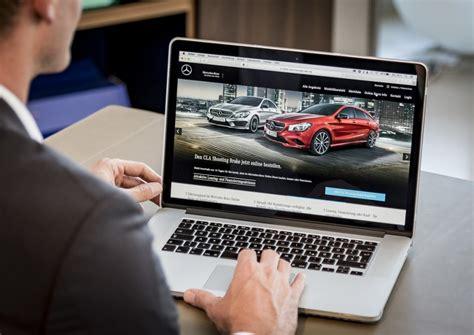 Wo Kann Ich Ein Auto Kaufen by Das Auto Online Kaufen Mercedes Benz Rad Ab