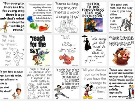 disney film quote quiz which disney quote should inspire your day today