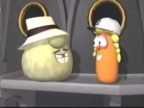 Veggietales Rack Shack And Benny Trailer by Veggietales Rack Shack And Benny And Dave And The