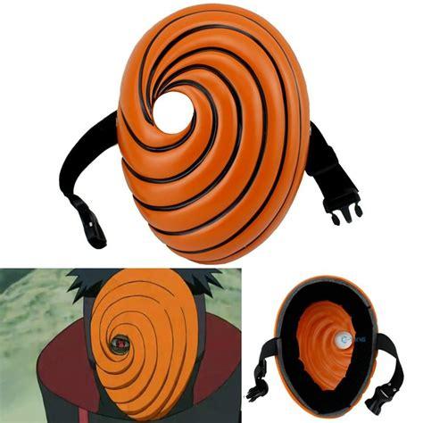 Topi Delivery 2 obito anime masks tobi mask uchiha costume