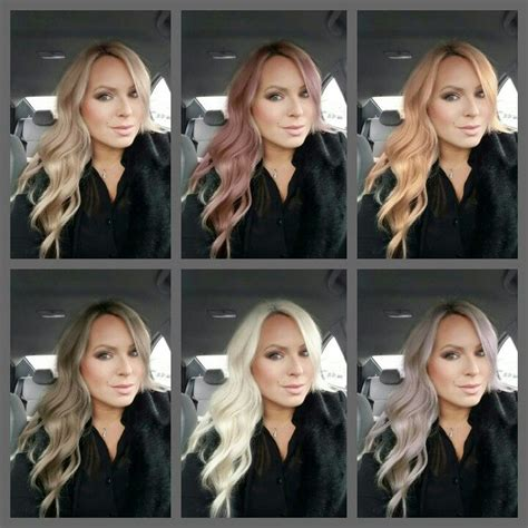 app to change hair color and style change your hair color matrix color lounge app hair