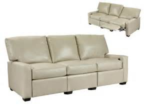 Small Reclining Loveseat 373 2 42 Stella Bench Leathercraft Furniture