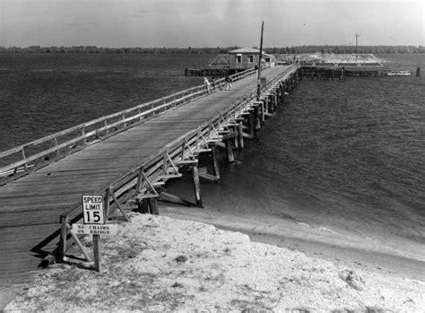 Martin County Florida Court Records Florida Memory View Of Bridge Martin County Florida
